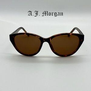 A.J. Morgan Tortoise Sunglasses 32092